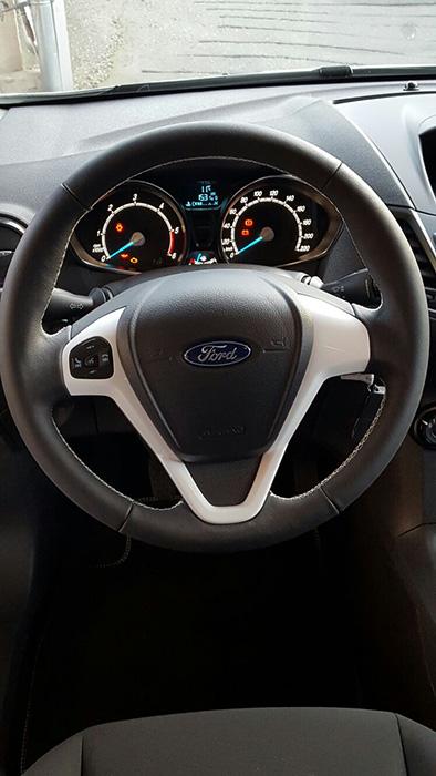 Fiesta Black And White Edition 1 5 Tdci 75 Cv Officine Trani